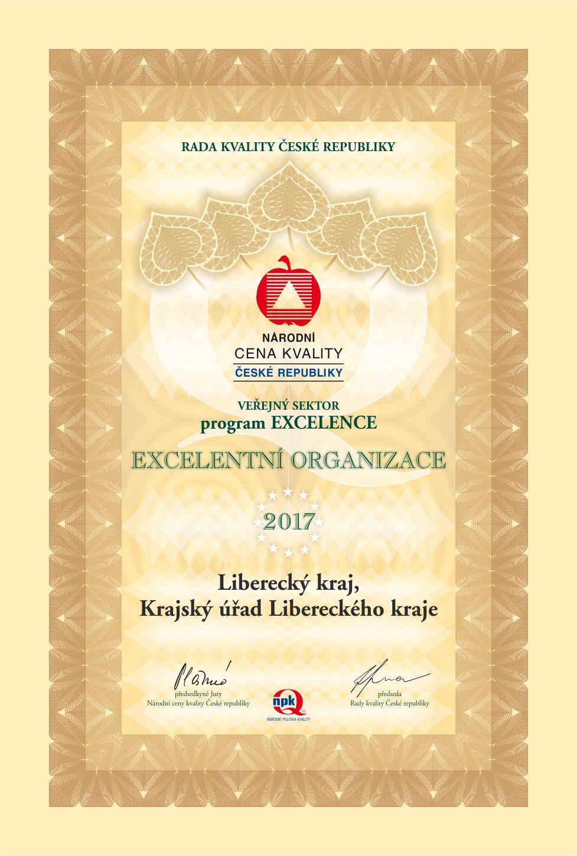 Diplom Excelence quality