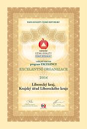 Cena kvality 2014